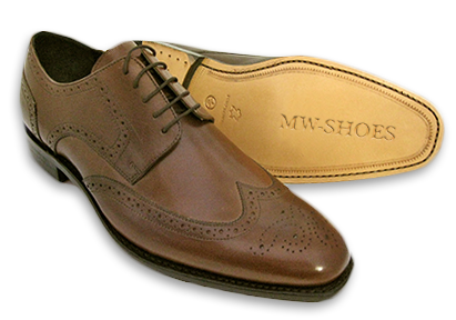 Handmade shoes. Call 01392 270321